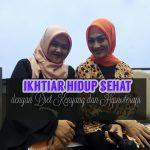 Dewi Hughes, Diet Kenyang, Healthy Lifestyle